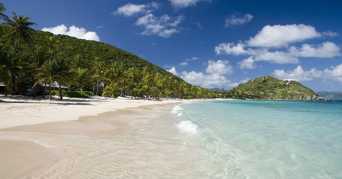 Romantic Honeymoon Virgin Islands